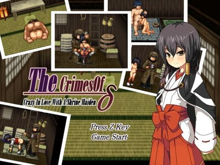 [fushidaratei] The Crimes of Delta ~Crazy In Love With A Shrine Maiden~ (English) [RE304299]