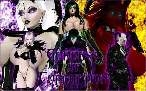 Goddess of Corruption [Final]