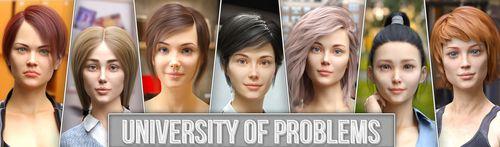 University of Problems [v0.3.0]
