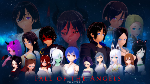 Fall of the Angels [v0.1.0]