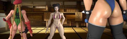 Street Fighter X [Ch.1-8]