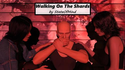 Walking On The Shards [Intro]